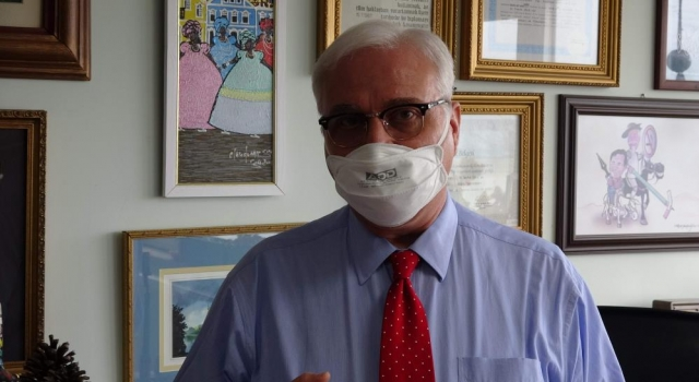 Prof. Dr. Özlü Doğu Karadeniz'de Covid-19 vakalarındaki artışın nedenini açıkladı