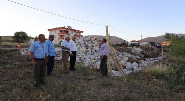 Kelkit Belediyesinin yol çalışmaları devam ediyor