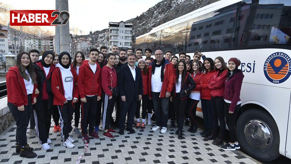 Gümüşhane Üniversitesi Karadenizi Temsil Edecek...