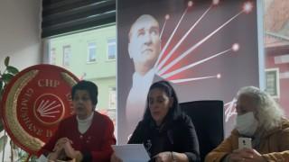 CHP İL KADIN KOLLARI BAŞKANI ÇAKIR, TÜRK MEDENİ KANUNU'NUN KABULÜNÜ KUTLADI