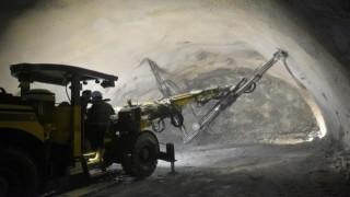 Yeni Zigana Tüneli'nde ışığa Son 2 km